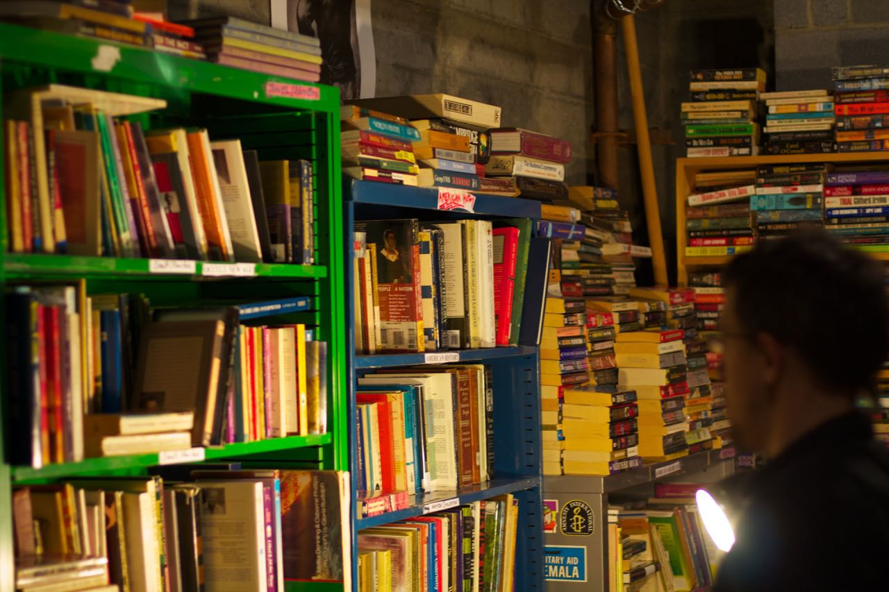 Prisoner Express Book Room