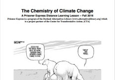 Chemistry of Climate Change